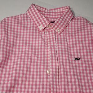 Boys Vinyard Vines shirt